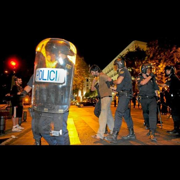 Comunicado del Sindicato Unificado de Policía sobre los protocolos de